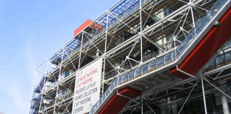 Parigi: il Centre Pompidou si rinnova, aumentando la propria efficienza energetica e riducendo le emissioni